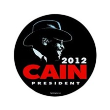 """2012 CAIN 3.5"""" Button (100 pack)"""
