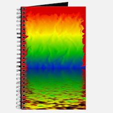Rainbow Flood Journal