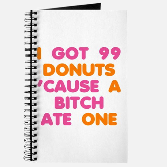 99 Problems Donuts Journal