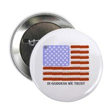 In Goddess we trust Button