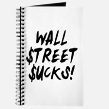 Wall Street Sucks Occupy Journal
