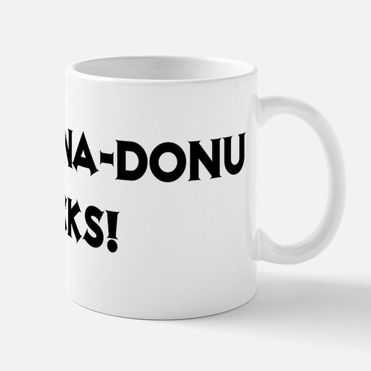 Rostov-na-Donu Rocks! Mug