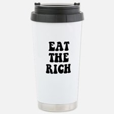 Eat The Rich Occupy Wall Street Protest Stainless
