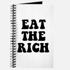 Eat The Rich Occupy Wall Street Protest Journal