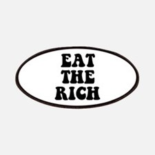Eat The Rich Occupy Wall Street Protest Patches