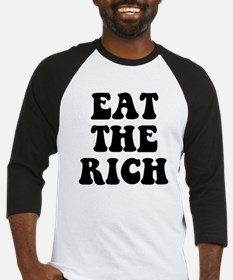 Eat The Rich Occupy Wall Street Protest Baseball J