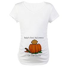 First Halloween inside (med) Shirt