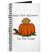 First Halloween inside (med) Journal