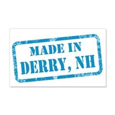 MADE IN DERRY 22x14 Wall Peel