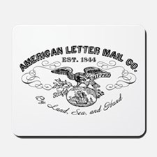 American Letter Mail Co Mousepad