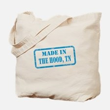 MADE IN THE HOOD Tote Bag