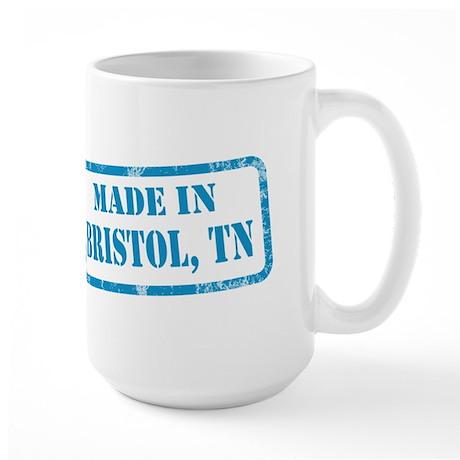MADE IN BRISTOL Large Mug