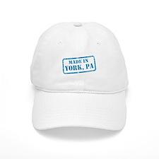 MADE IN YORK Baseball Cap