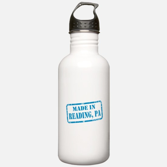 MADE IN READING Water Bottle