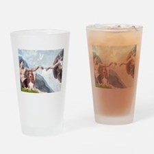 Creation & Basset Drinking Glass