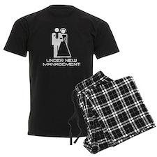 Under New Management Wedding Marriage Pajamas