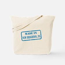 MADE IN NEW BRIGHTON Tote Bag