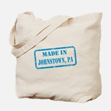 MADE IN JOHNSTOWN Tote Bag