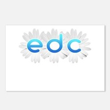Cool Electric daisy carnival Postcards (Package of 8)