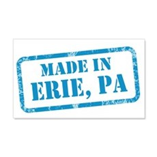 MADE IN ERIE 22x14 Wall Peel