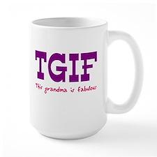 This grandma is fabulous Mug