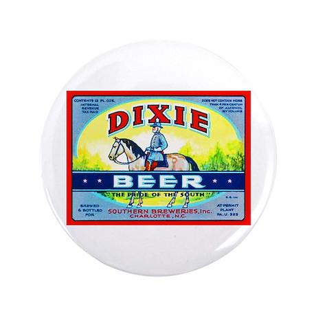 "North Carolina Beer Label 1 3.5"" Button (100 pack)"