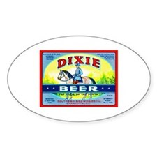North Carolina Beer Label 1 Decal