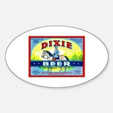 North Carolina Beer Label 1 Decal
