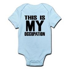 Cute Occupy america Infant Bodysuit
