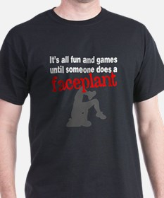 Faceplant T-Shirt