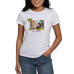 Tarzan MD - Smoking Twigs Women's T-Shirt