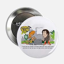 """Tarzan MD - Baobab Edema 2.25"""" Button"""