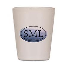 SML Smith Mountain Lake Shot Glass
