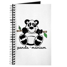 Panda-monium Cartoon Journal