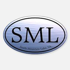 SML Smith Mountain Lake Decal