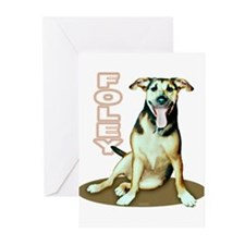 Foley Greeting Cards (Pk of 10)