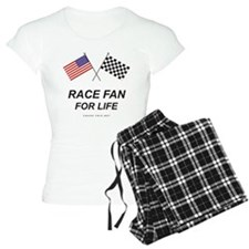 Race Fan For Life Pajamas