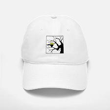 Dark Owl Baseball Baseball Cap
