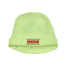 'Girl From Oregon' baby hat