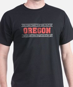 'Girl From Oregon' T-Shirt