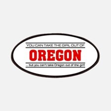 'Girl From Oregon' Patches