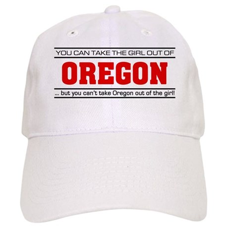 'Girl From Oregon' Cap