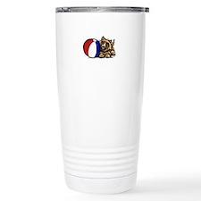 Cairn Terrier n Ball Travel Mug