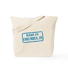 MADE IN COLUMBUS Tote Bag