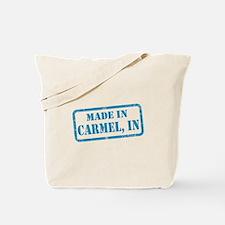 MADE IN CARMEL Tote Bag