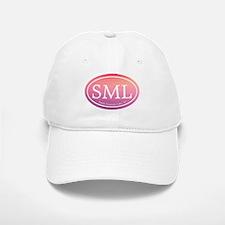 SML Smith Mountain Lake Baseball Baseball Cap
