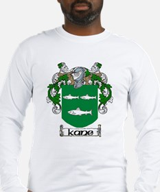Kane Coat of Arms Long Sleeve T-Shirt