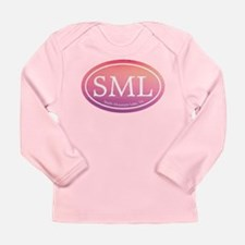 SML Smith Mountain Lake Long Sleeve Infant T-Shirt