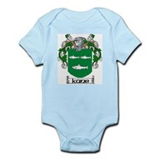 Kane Coat of Arms Infant Creeper