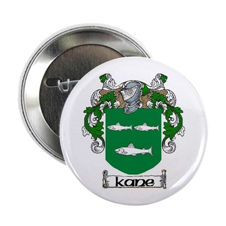 """Kane Coat of Arms 2.25"""" Button (10 pack)"""
